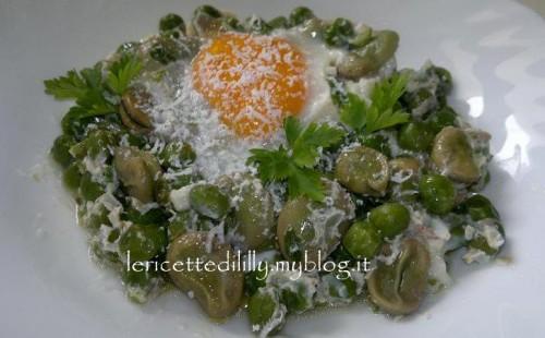 fave,piselli,uova,leccese,ricetta,della,nonna